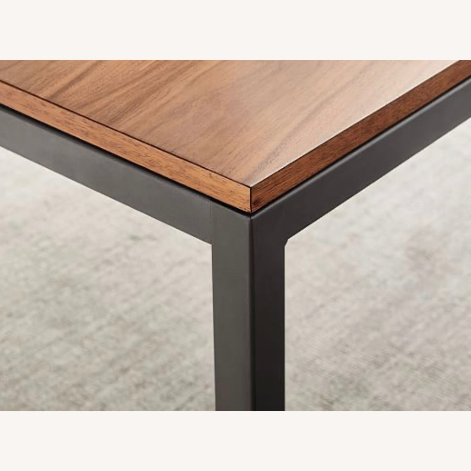 West Elm Frame Expandable Dining Table