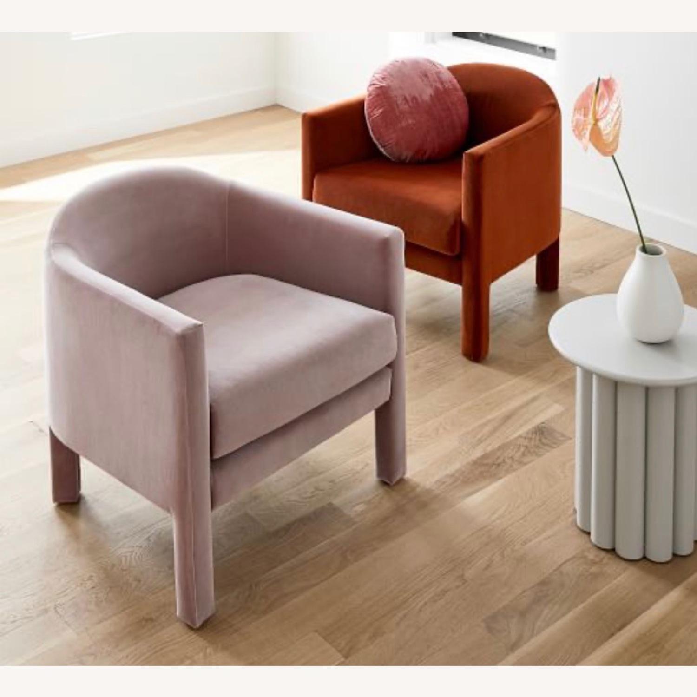 West Elm Isabella Chair