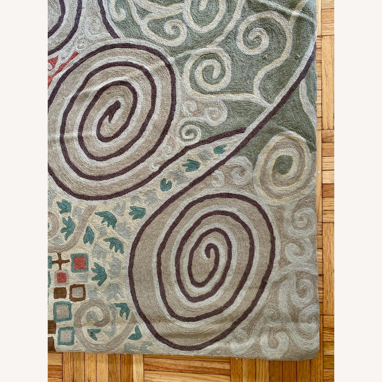Klimt Inspired Area Rug