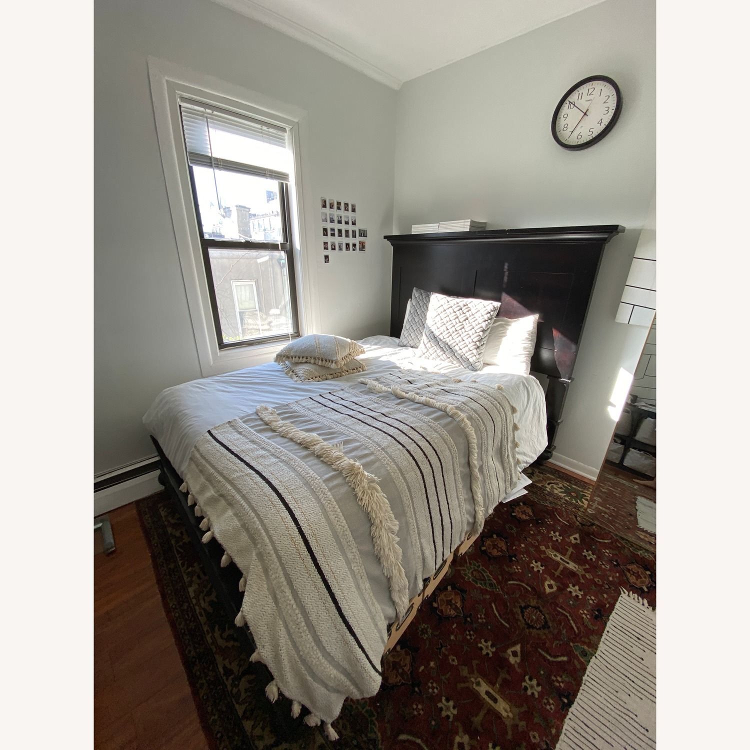Restoration Hardware Queen-Size Bed Frame - image-1