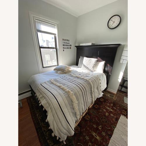 Used Restoration Hardware Queen-Size Bed Frame for sale on AptDeco