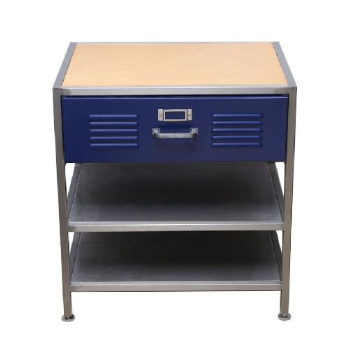 Used Pottery Barn Teen Locker Collection Nightstand for sale on AptDeco