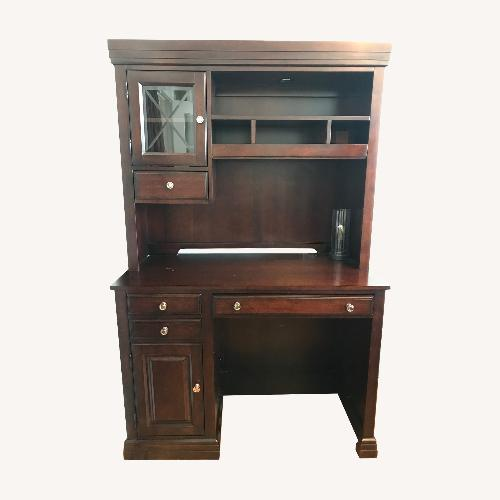 Used Bassett Desk with Hutch for sale on AptDeco