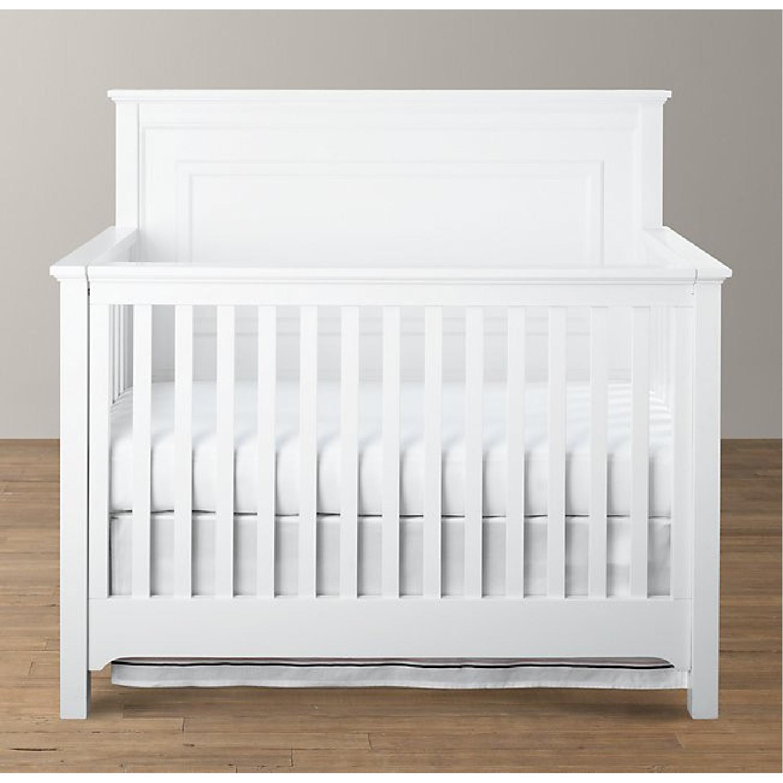 Restoration Hardware Marlow Crib - image-5