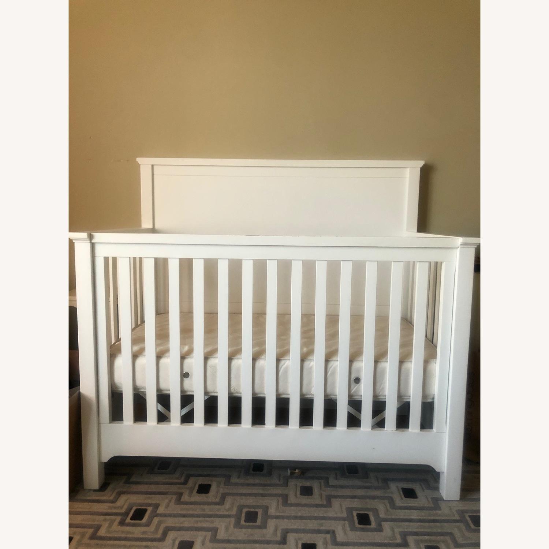 Restoration Hardware Marlow Crib - image-2