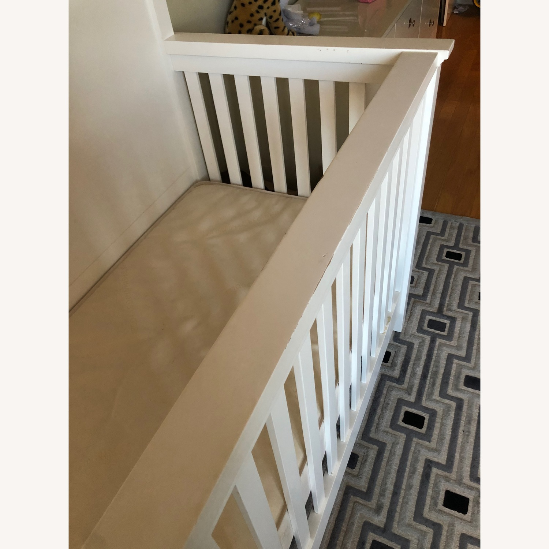 Restoration Hardware Marlow Crib - image-4