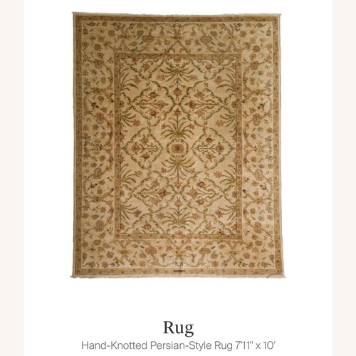Used Stark  Sultanabad Hand-knotted Area Rug for sale on AptDeco