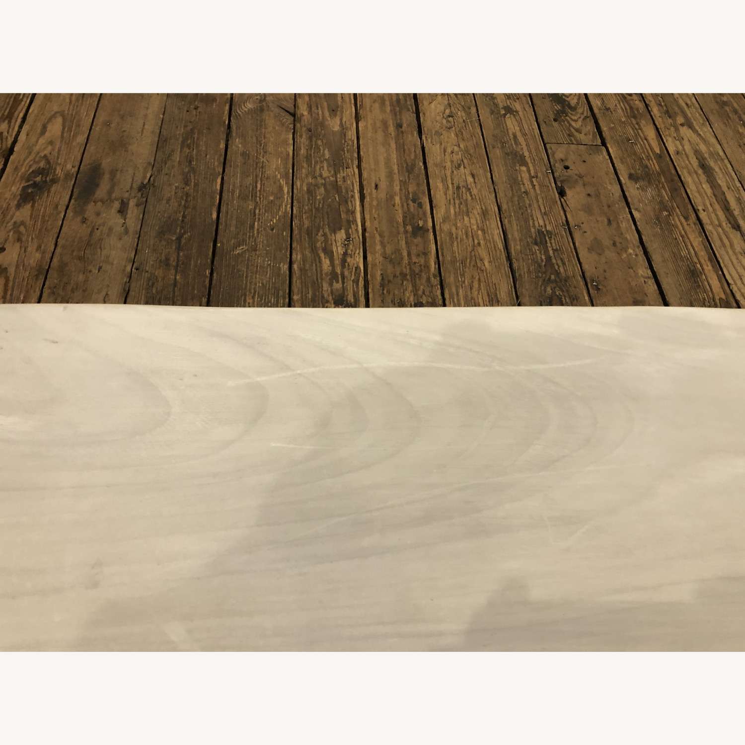 Taylor Made Reclaimed Wood Bench White - image-4