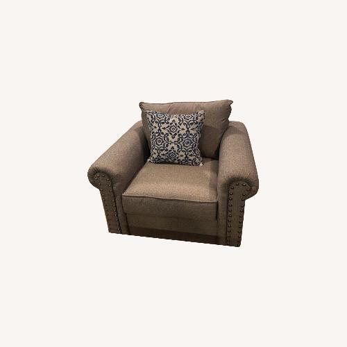 Used Raymour & Flanigan Emilia Chair for sale on AptDeco