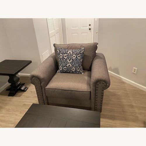 Used Raymour & Flanigan Emilia Chair for sale on AptDeco