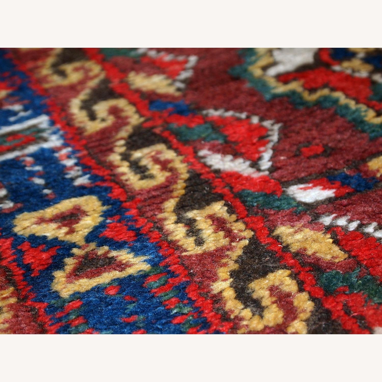 Handmade Antique Persian Kurdish Rug - image-6