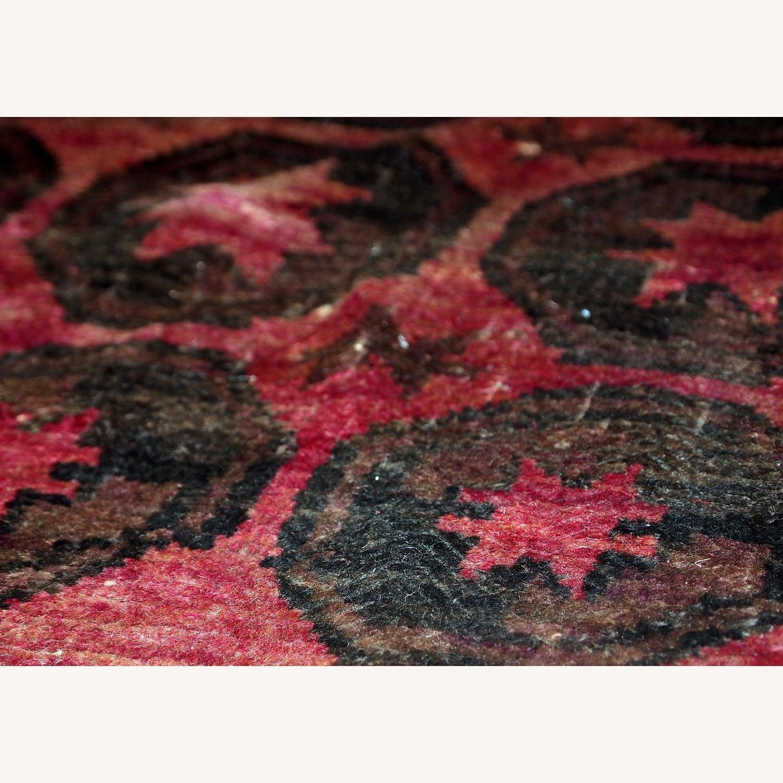Handmade Antique Afghan Baluch Rug - image-9