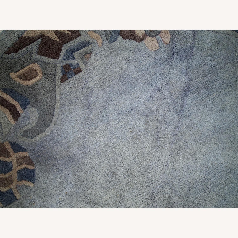 Handmade Vintage Tibetan Khaden Rug - image-4