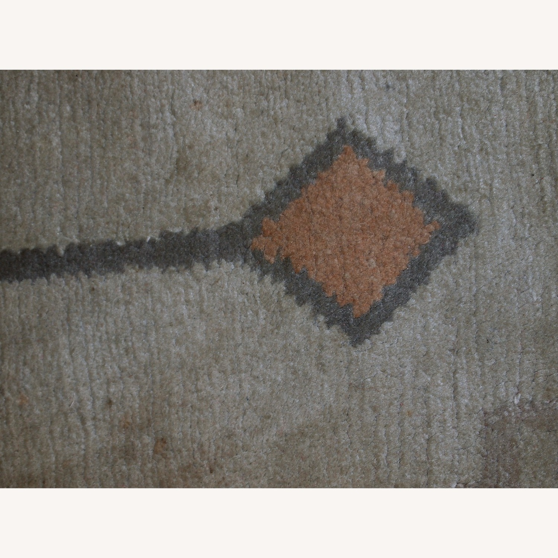Handmade Vintage Tibetan Khaden Rug - image-7
