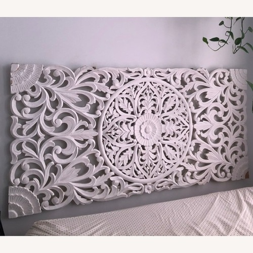Used Urban Outfitters Sienna Headboard for sale on AptDeco