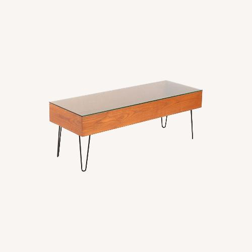 Used Urban Outfitters Gallery Coffee Table for sale on AptDeco