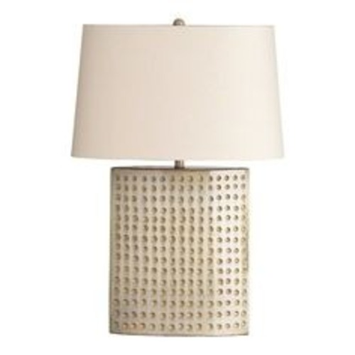 Used Crate and Barrel Ceramic Table Lamp for sale on AptDeco