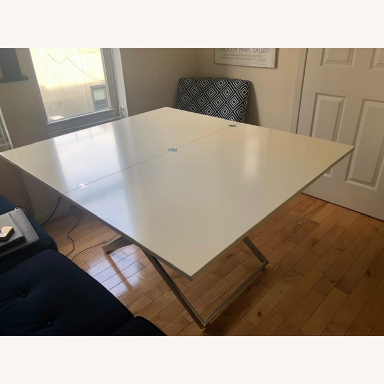 BoConcept White Rubi Table - image-2