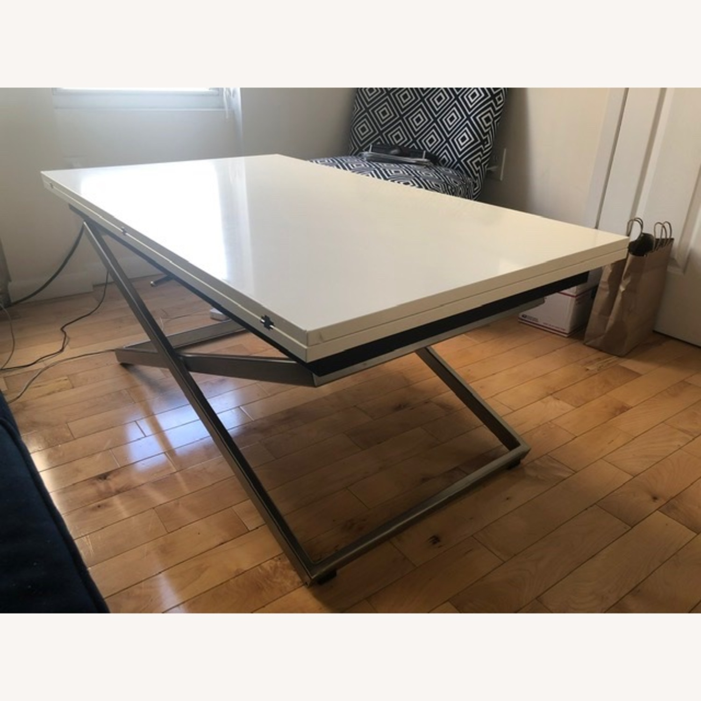 BoConcept White Rubi Table - image-3