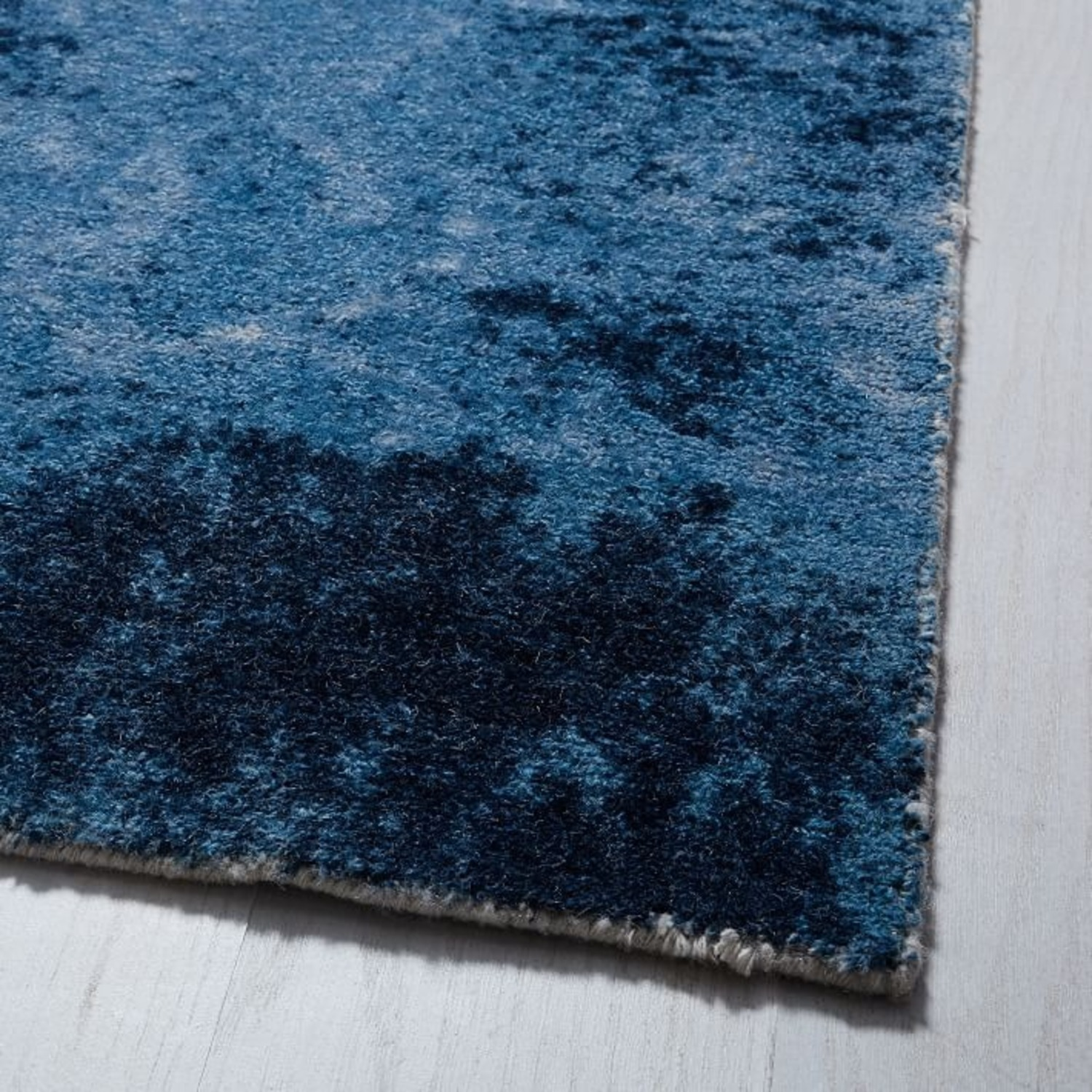 West Elm Distressed Rococo Rug - image-3