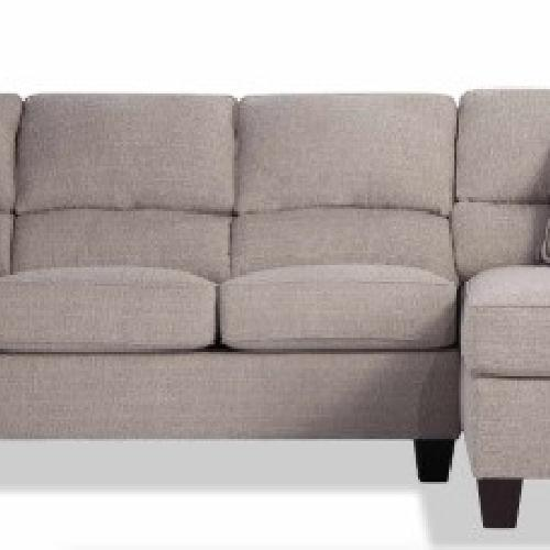 Used Bob's Discount Furniture 2-Piece Sectional Sofa for sale on AptDeco