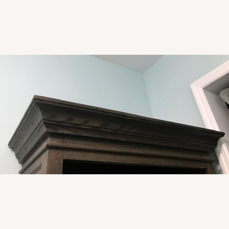Restoration Hardware French Panel Single Shelving - image-3