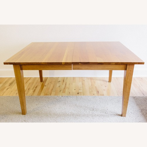 Used Arhaus Dining Set for sale on AptDeco