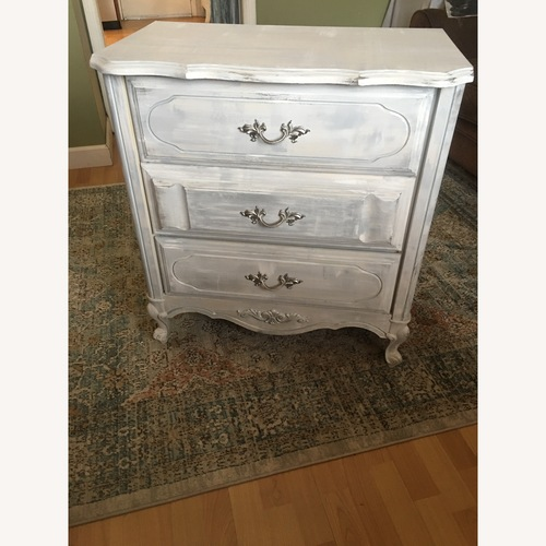 Used French Provincial End Table for sale on AptDeco