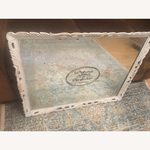 Used Vintage French Provincial Mirror for sale on AptDeco