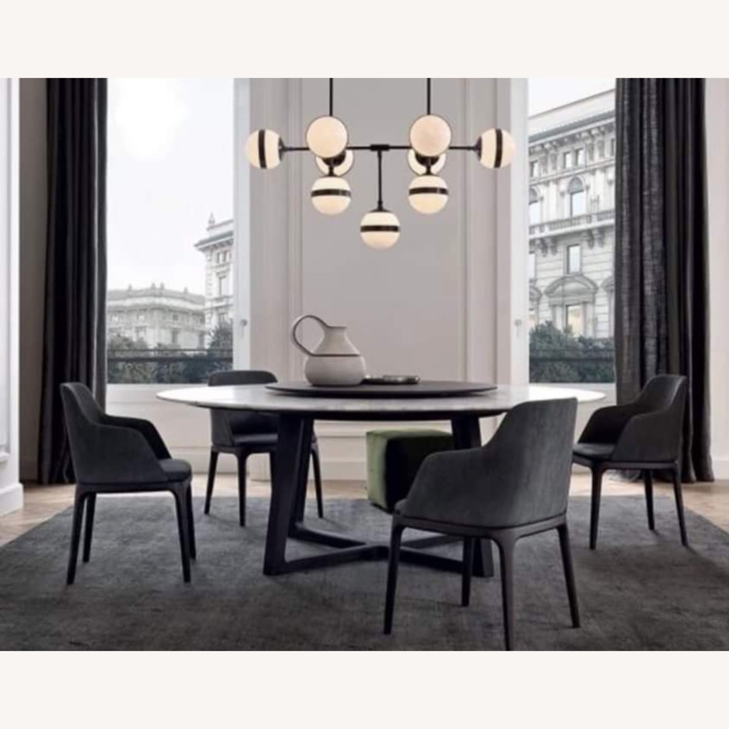 Poliform Sillon Grace Dining Chairs (Set of 4) - image-1