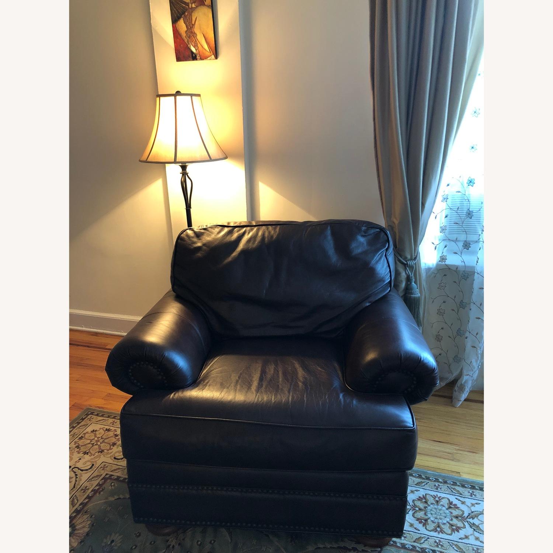 Vintage Leather Seat - image-2