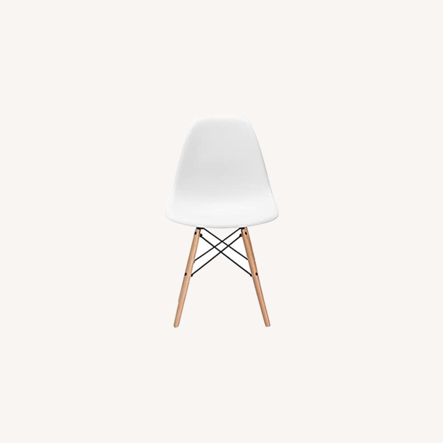 Poly and Bark Modern Mid-Century Side Chair - image-0