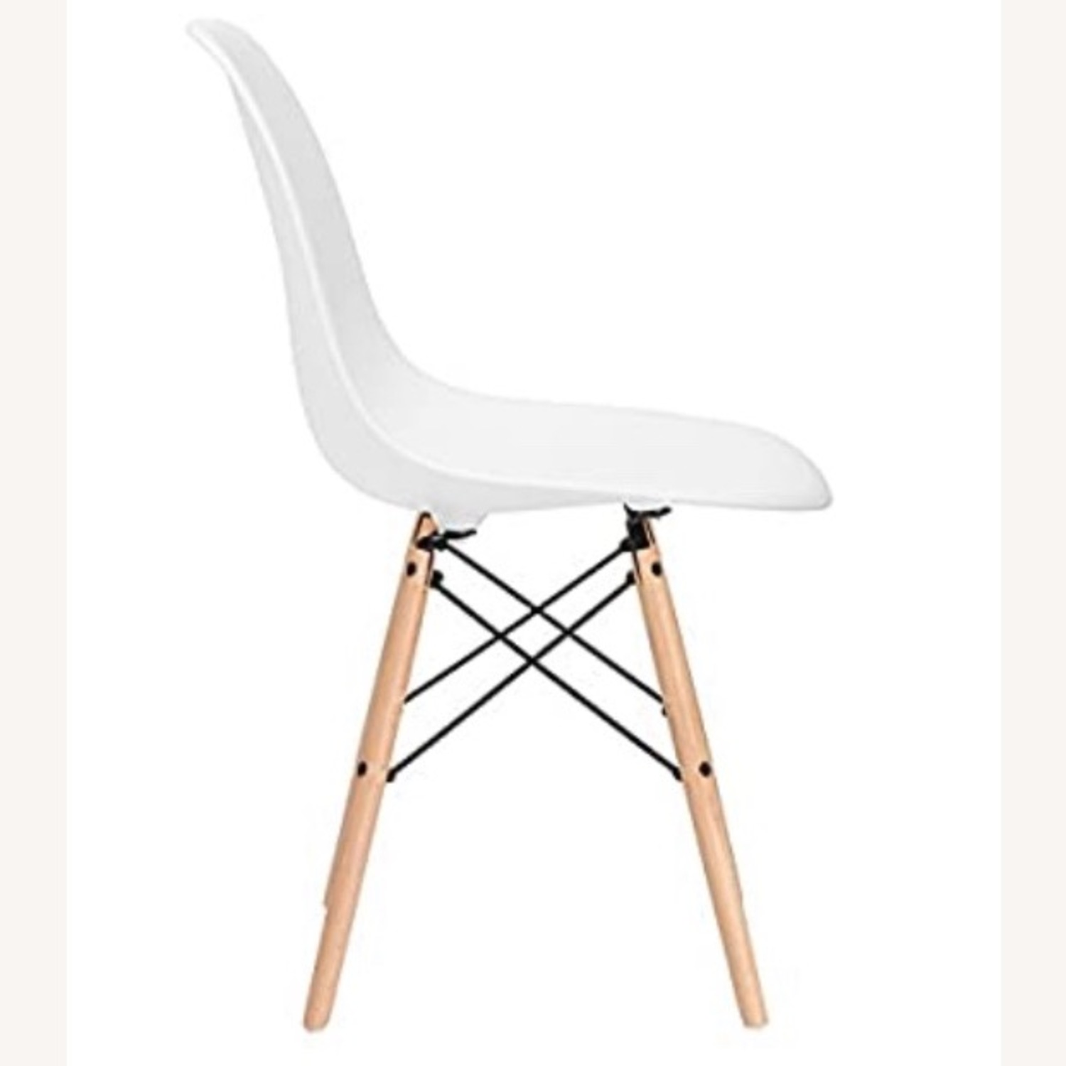 Poly and Bark Modern Mid-Century Side Chair - image-2