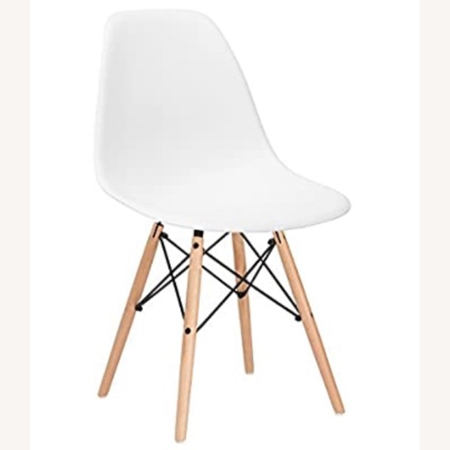 Poly and Bark Modern Mid-Century Side Chair - image-3