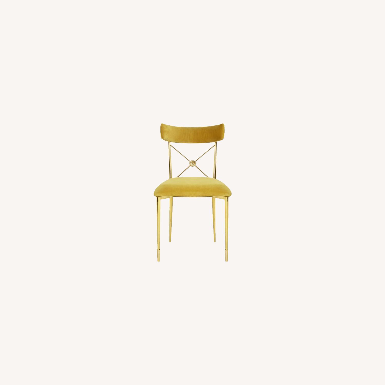 Jonathan Adler Rider Dining Chairs - image-6