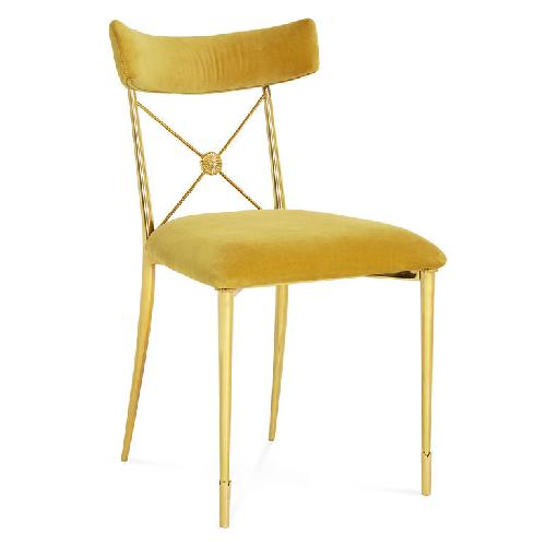 Used Jonathan Adler Rider Dining Chairs for sale on AptDeco