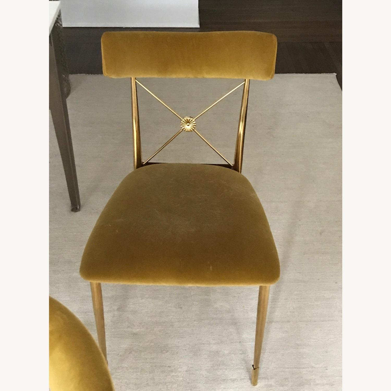 Jonathan Adler Rider Dining Chairs - image-9