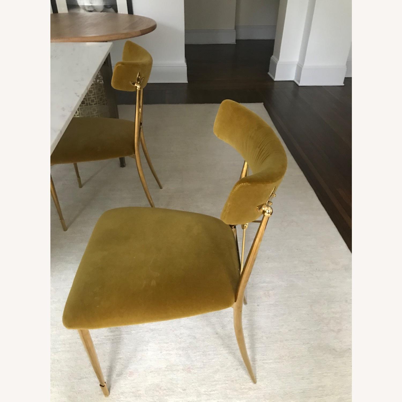 Jonathan Adler Rider Dining Chairs - image-7