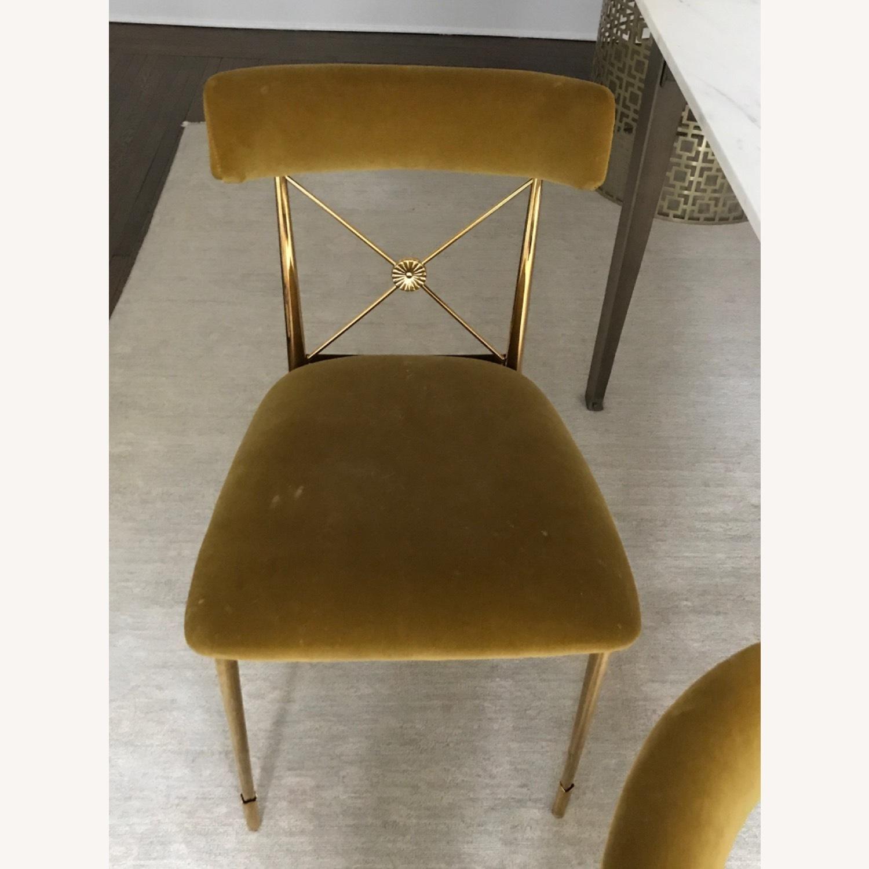 Jonathan Adler Rider Dining Chairs - image-8