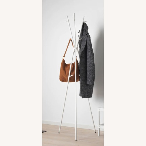 Used IKEA EKRAR Hat and Coat Stand for sale on AptDeco