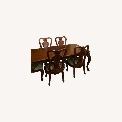 Used Jessica McClintock Dining Set for sale on AptDeco
