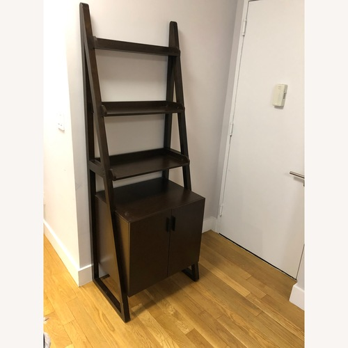 Used Container Store Encore Bookcase for sale on AptDeco