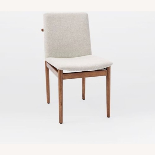 Used West Elm Framework Upholstered Dining Chairs for sale on AptDeco