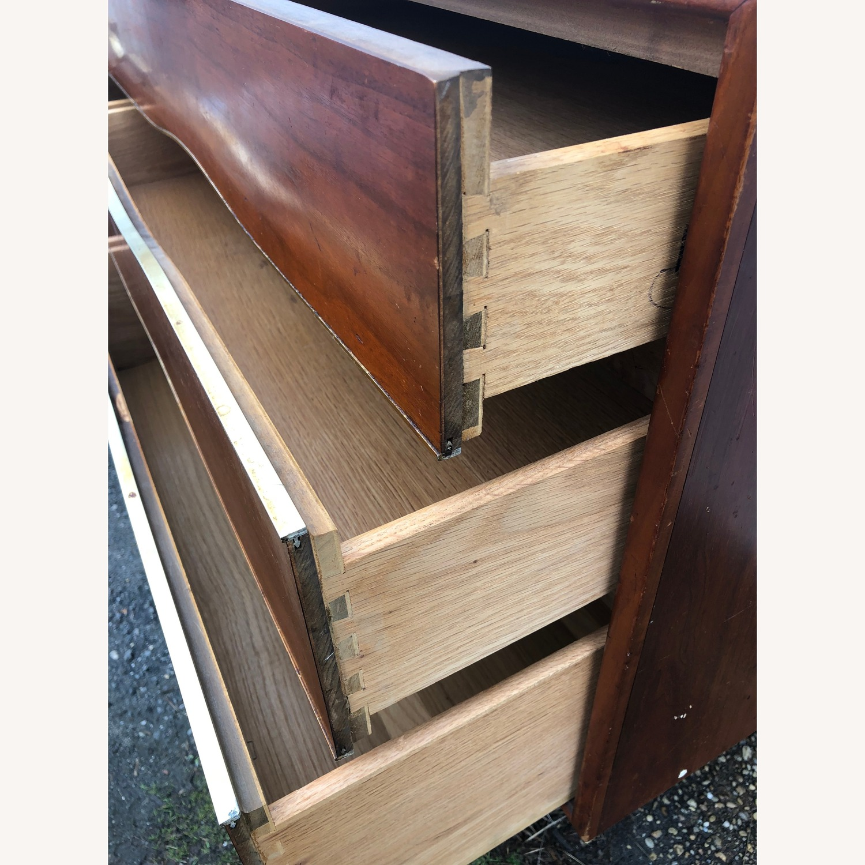 Mid Century Modern Lowboy Dresser - image-4