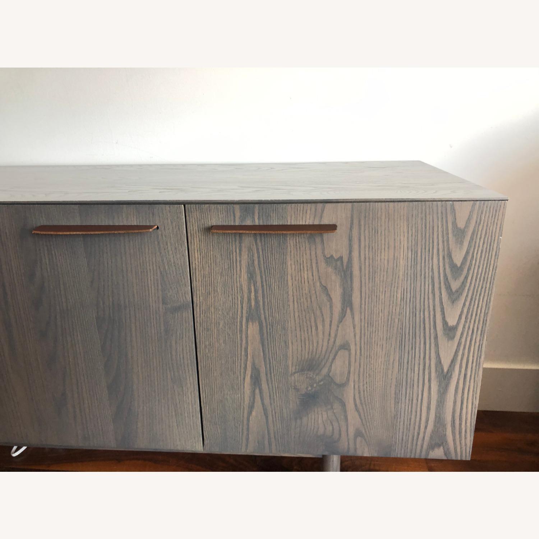 Blu Dot 2 Drawer / 2 Door Dresser in Shale - image-12