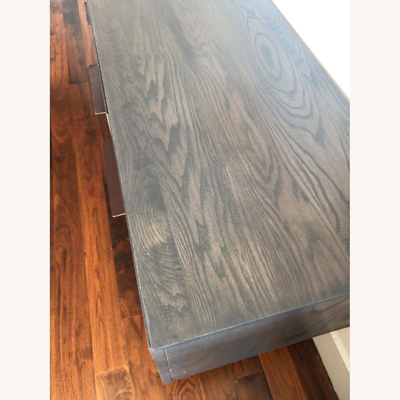 Blu Dot 2 Drawer / 2 Door Dresser in Shale - image-11