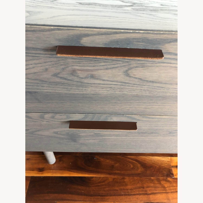 Blu Dot 2 Drawer / 2 Door Dresser in Shale - image-8