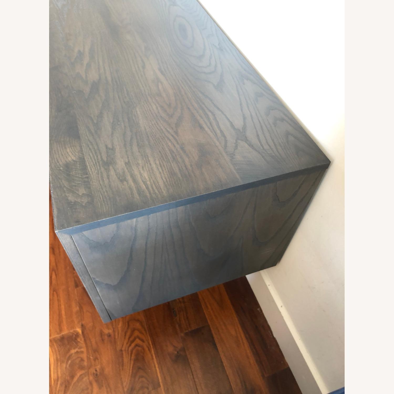 Blu Dot 2 Drawer / 2 Door Dresser in Shale - image-1