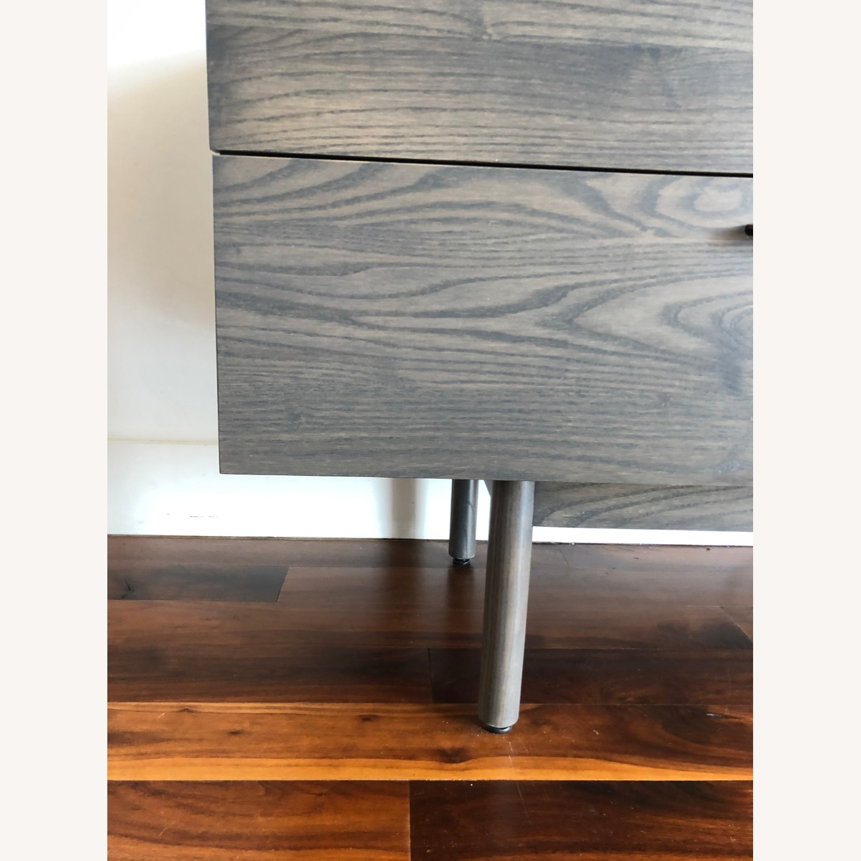 Blu Dot 2 Drawer / 2 Door Dresser in Shale - image-5