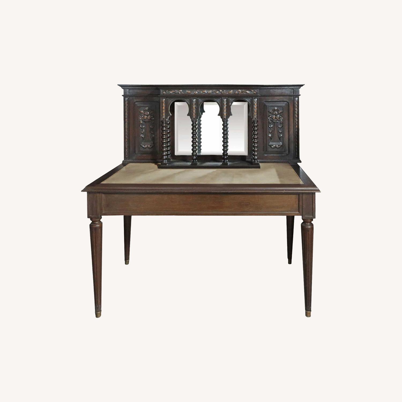 Antique Writing Desk - image-0